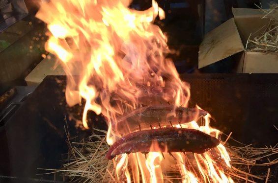 鰹の藁焼きたたき