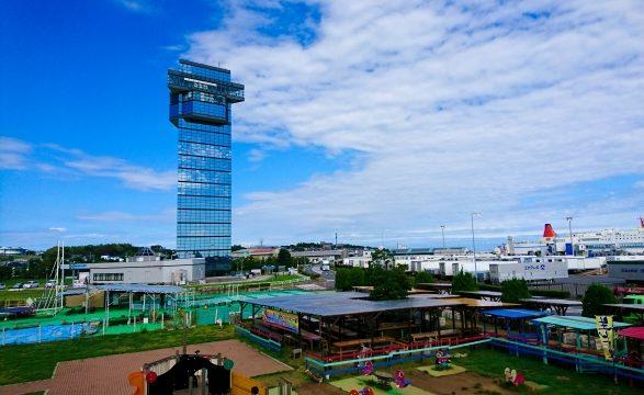 茨城県大洗マリンタワー