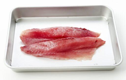 魚が食べるマグロ